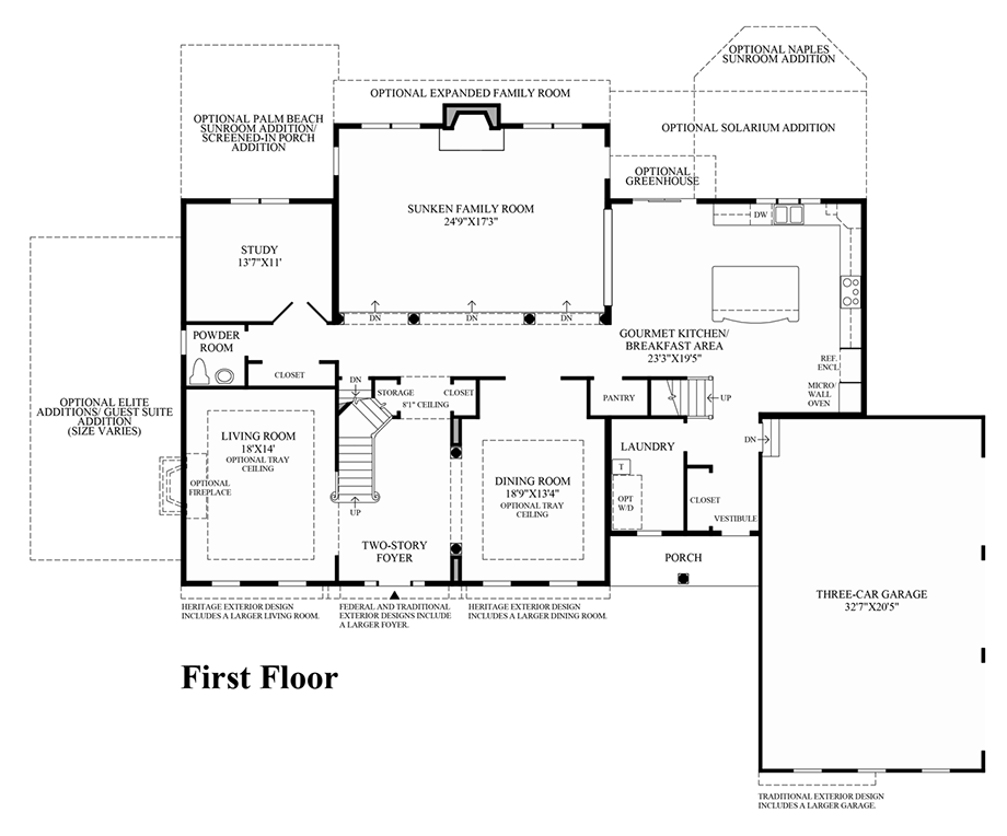 Colts run at monroe the coventry home design for Coventry plans