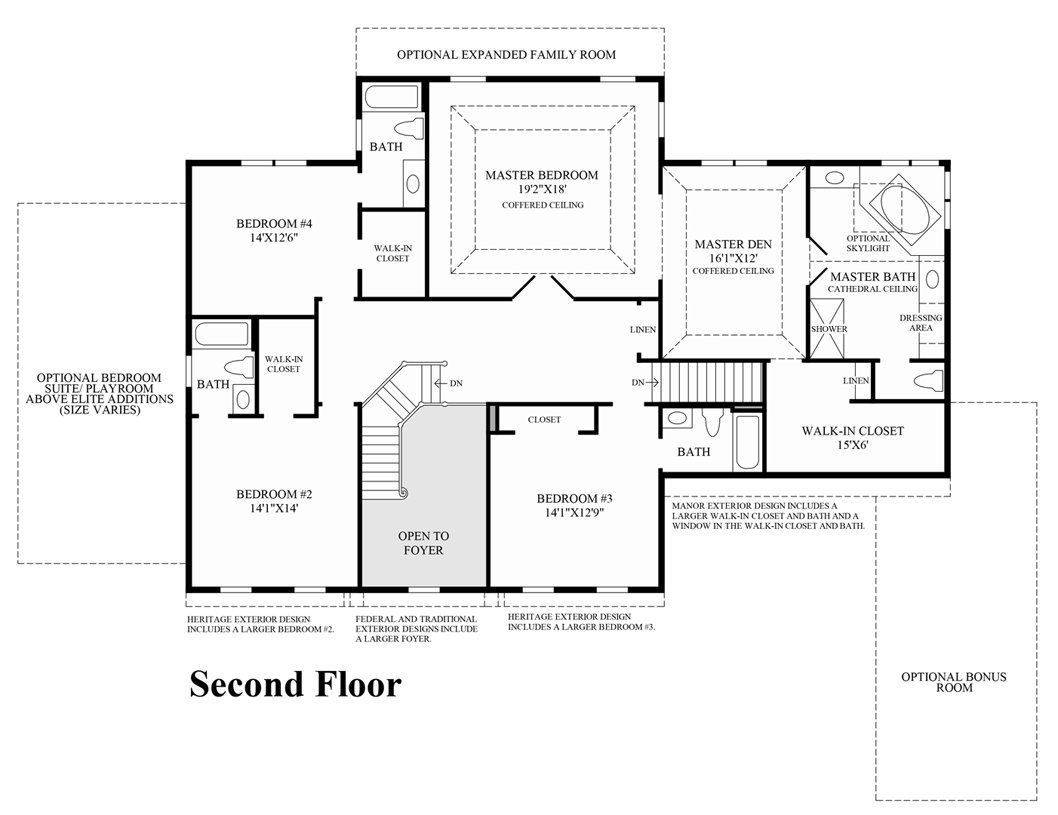 New luxury homes for sale in monroe township nj colts for Coventry homes floor plans