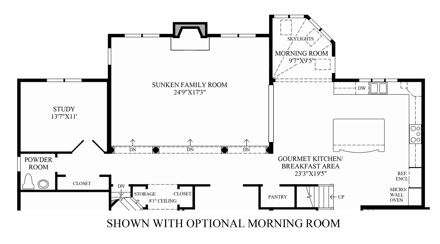 Colts run at monroe the hampton home design for Coventry homes floor plans