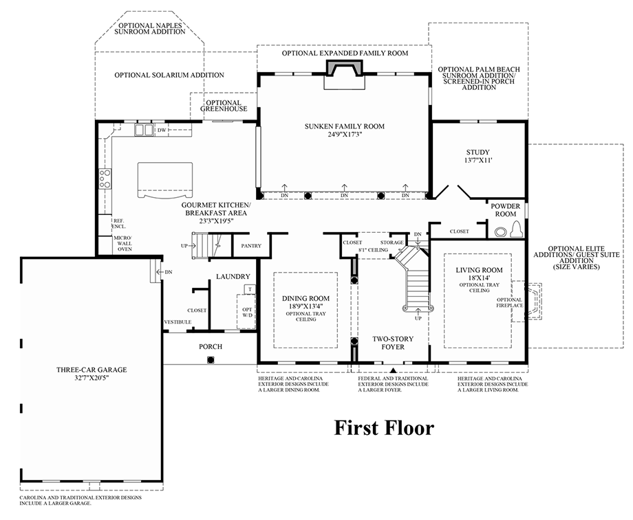 Shenstone reserve the coventry home design for Coventry plan