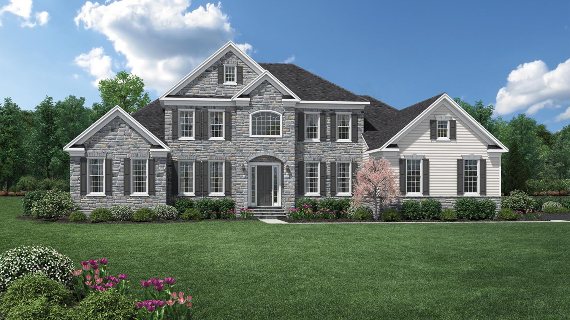 Liseter the bryn mawr collection the covington home design for The covington