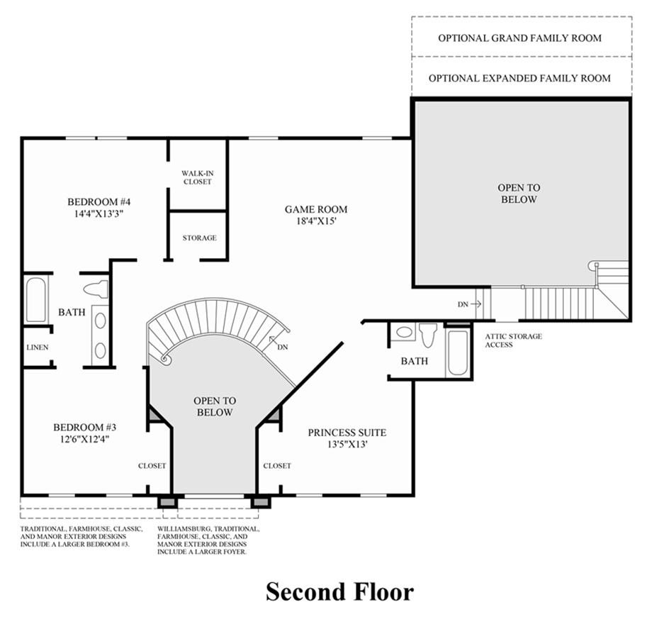 Dutchess Farm Estates The Covington Home Design
