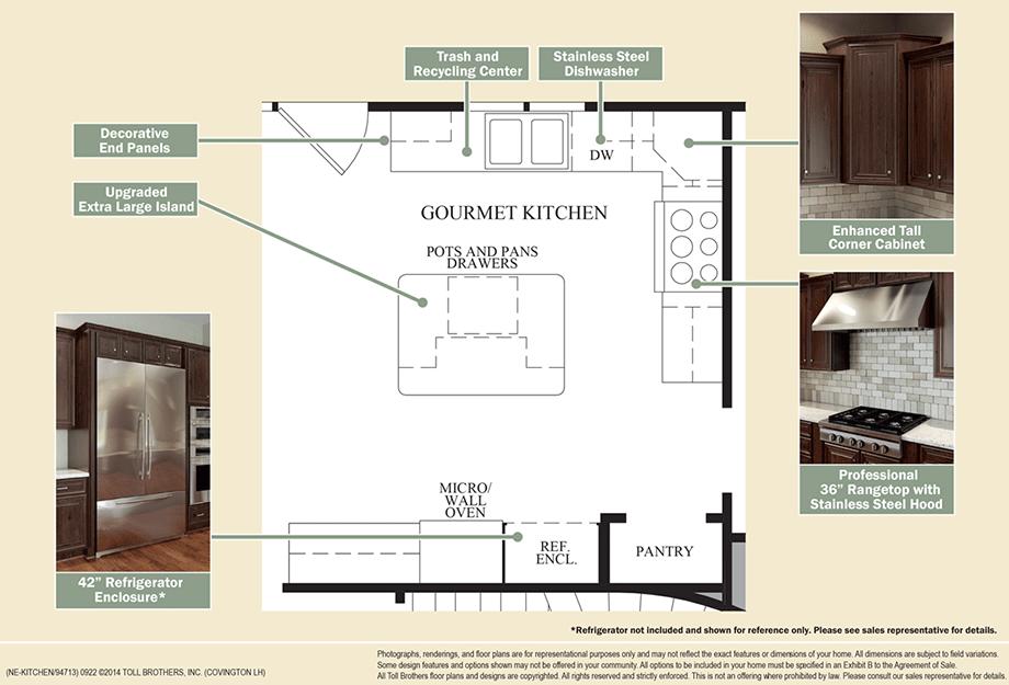 Woodlands Of Geddes Glen The Covington Home Design