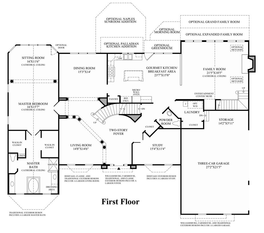 Covington - 1st Floor