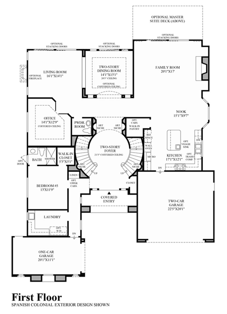 Estates At Yorba Linda The Crescenta Home Design