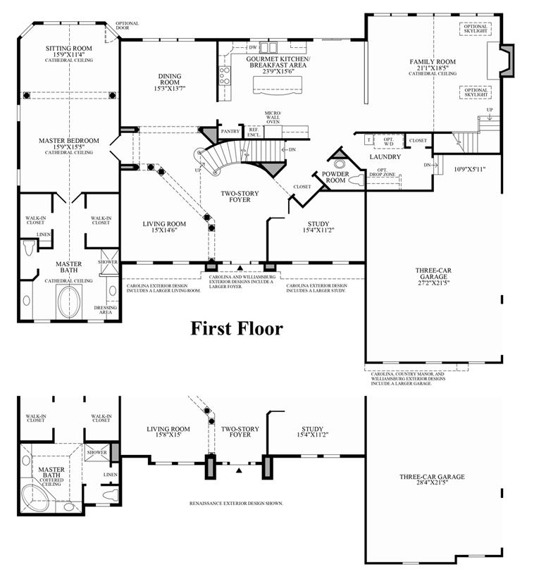 Cumberland - 1st Floor