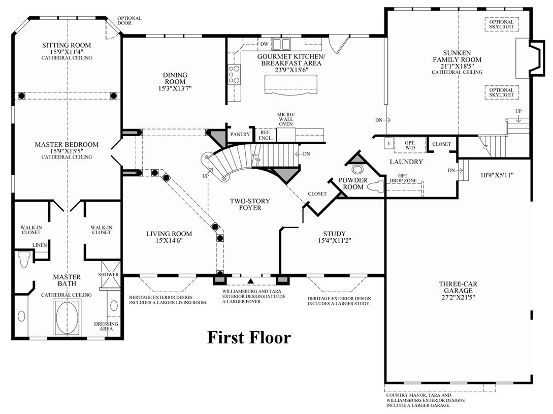 Cumberland II - 1st Floor