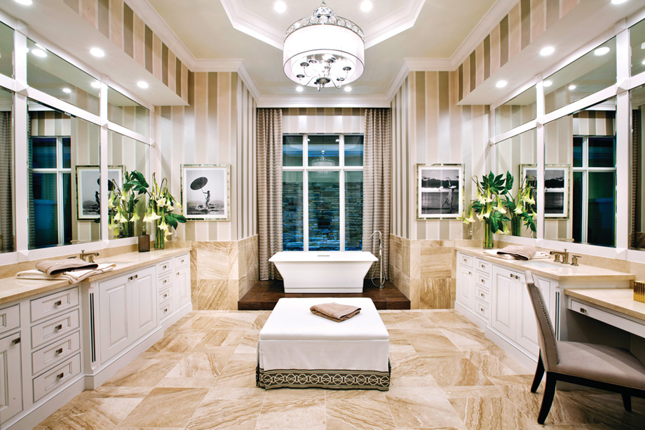 Royal palm polo signature collection the custom homes for Custom dream homes