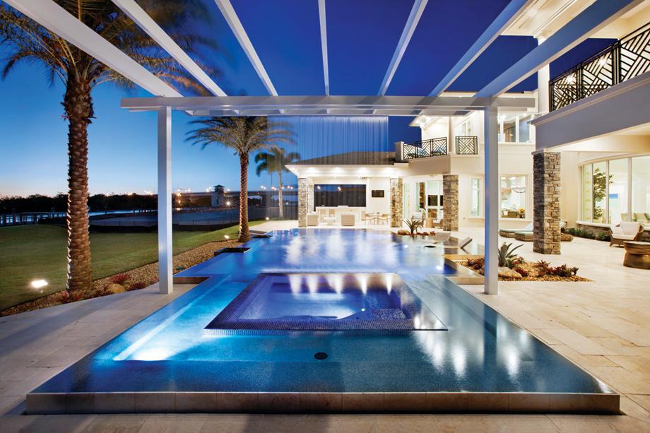 royal palm polo signature collection the villa lago home design