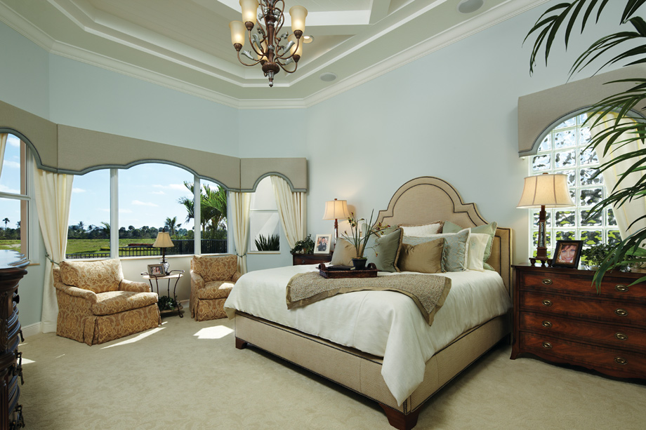 Luxury Homes Master Bedroom windermere fl new homes for sale | casabella at windermere