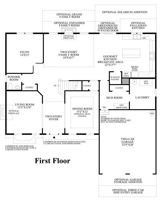 Dandridge - 1st Floor