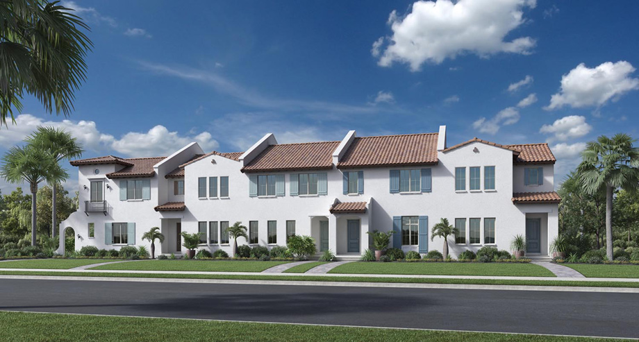 Winter garden fl townhomes for sale lakeshore townhomes for Luxury townhomes for sale
