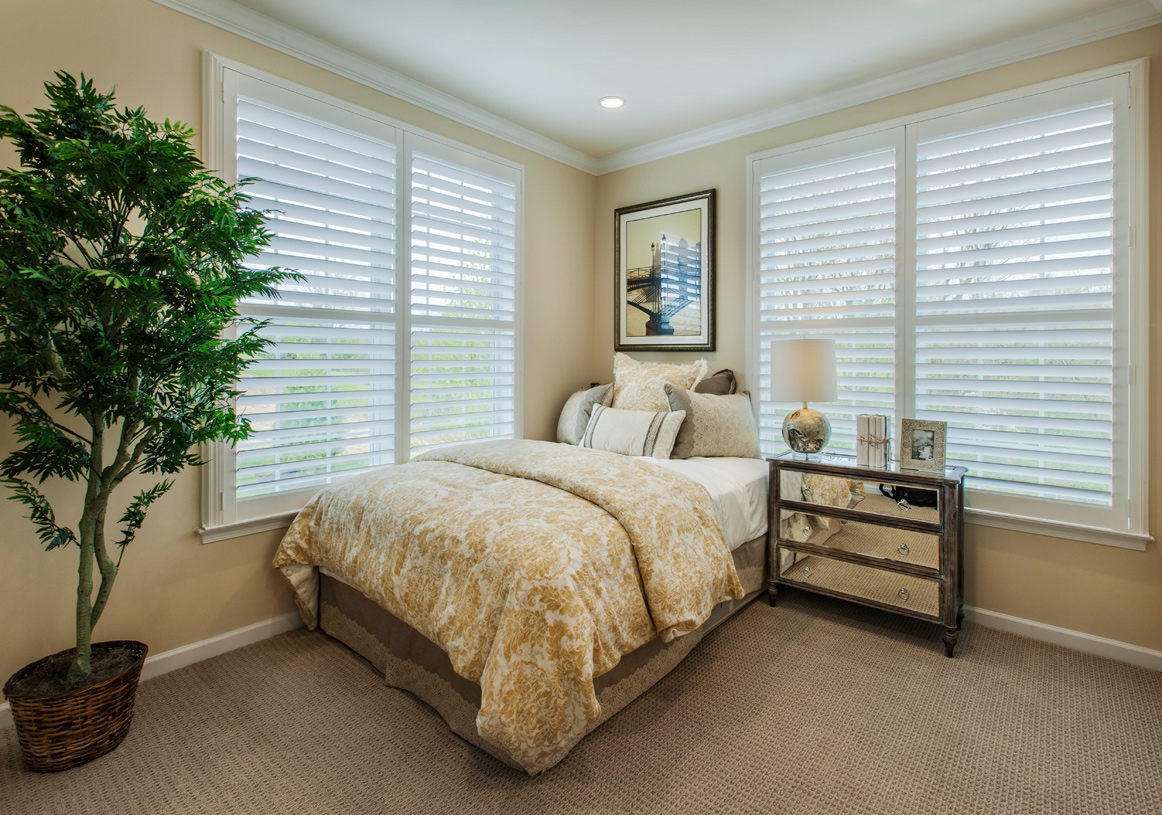 First-floor bedroom suite
