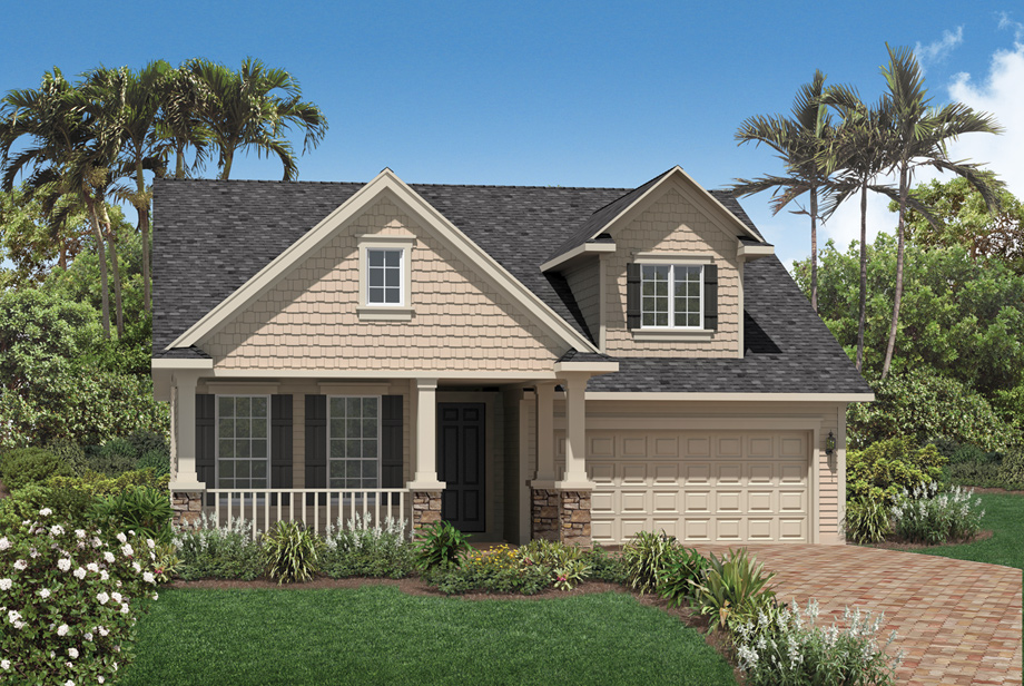 Coastal Oaks At Nocatee Legacy Collection The