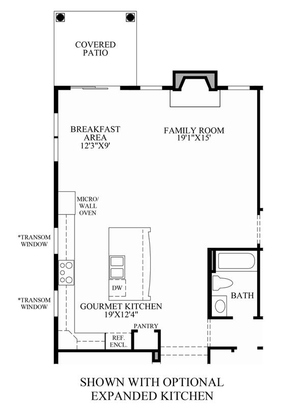 Regency Homes Floor Plans Home Plan