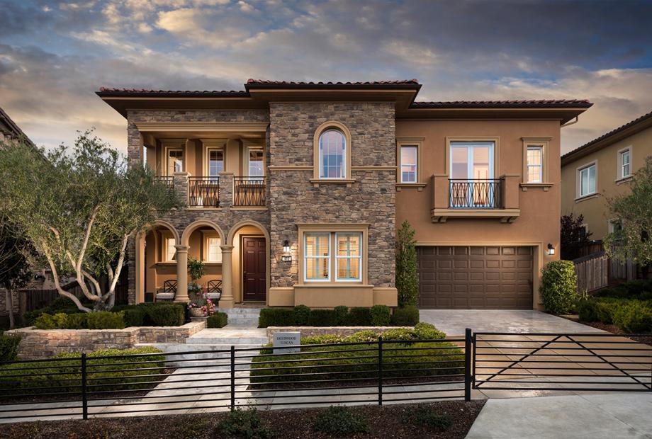 San Ramon New Luxury Homes