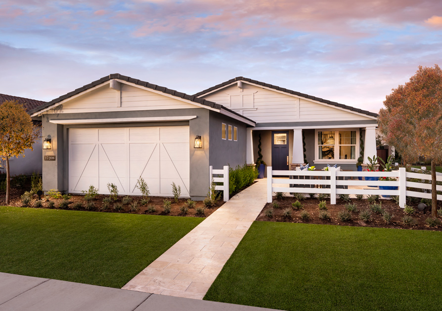 Toll Brothers - Del Ray Craftsman Photo