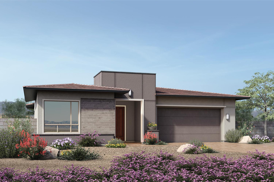 Regency at Summerlin - Summit Collection | The Stony Ridge Home Design