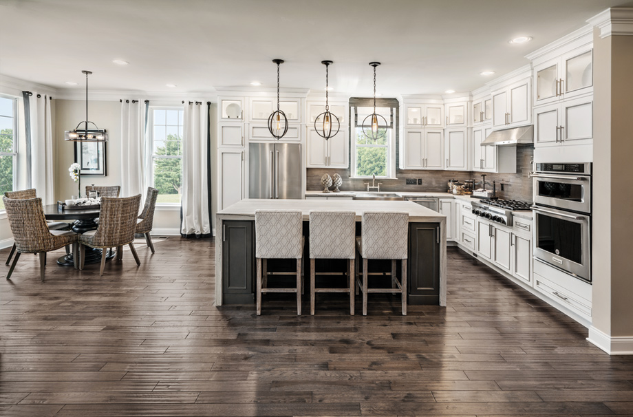 rivington by toll brothers the ridge collection the denton home