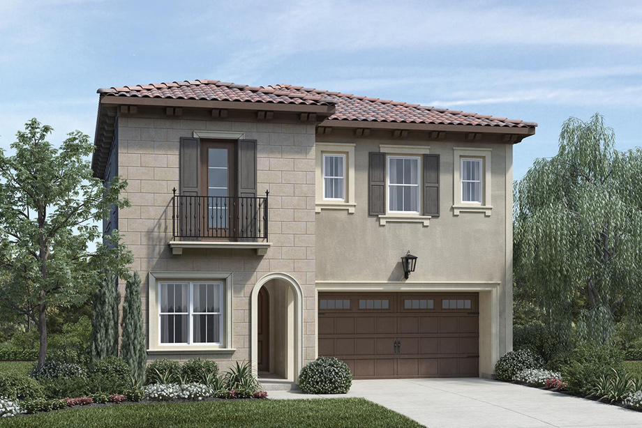 Serena at Gale Ranch | The Desana Home Design
