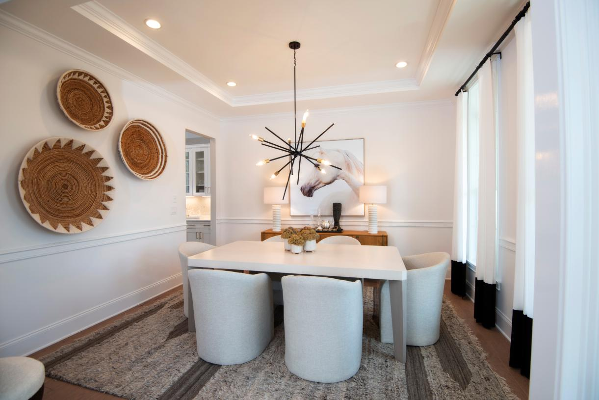 Entertaining is a Breeze in the Formal Dining Room