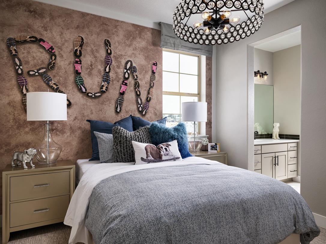 Dillon secondary bedroom