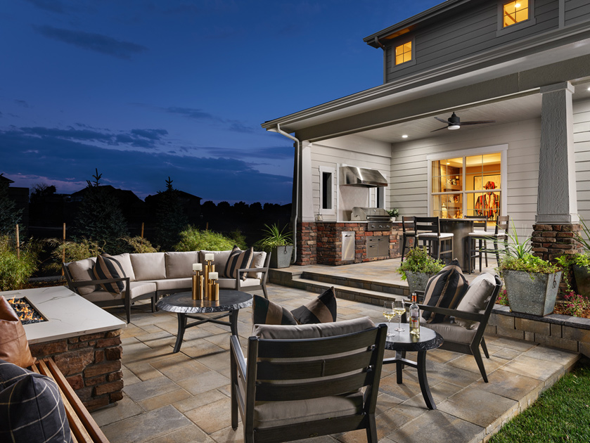 New Patio Homes In Fort Collins
