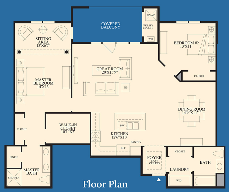 Newtown woods regency collection the dorwood home design for Regency house plans