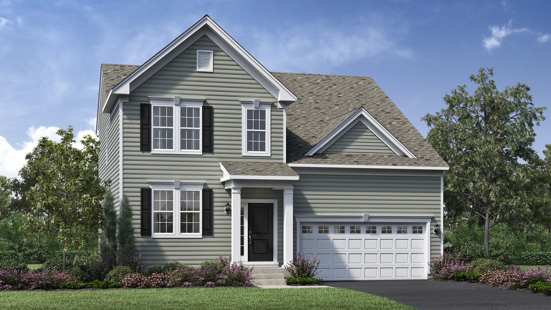 Malvern PA New Construction Homes | Great Valley Crossing