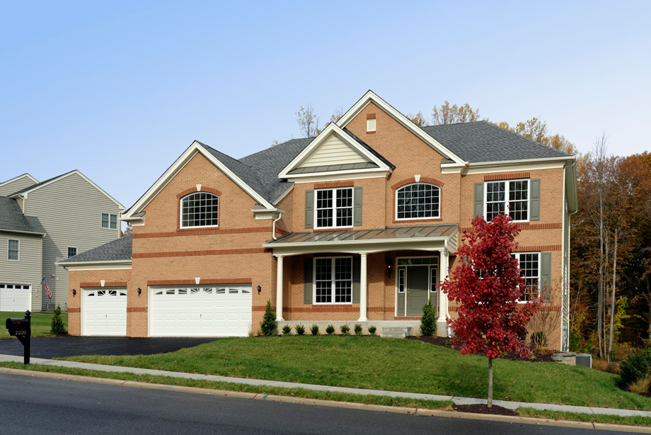 New luxury homes for sale in bel air md the estates at for Modern homes for sale in maryland