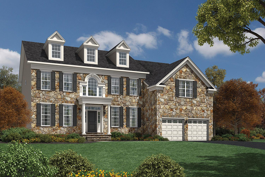 New Luxury Homes For Sale In Warwick Pa Woodlands At