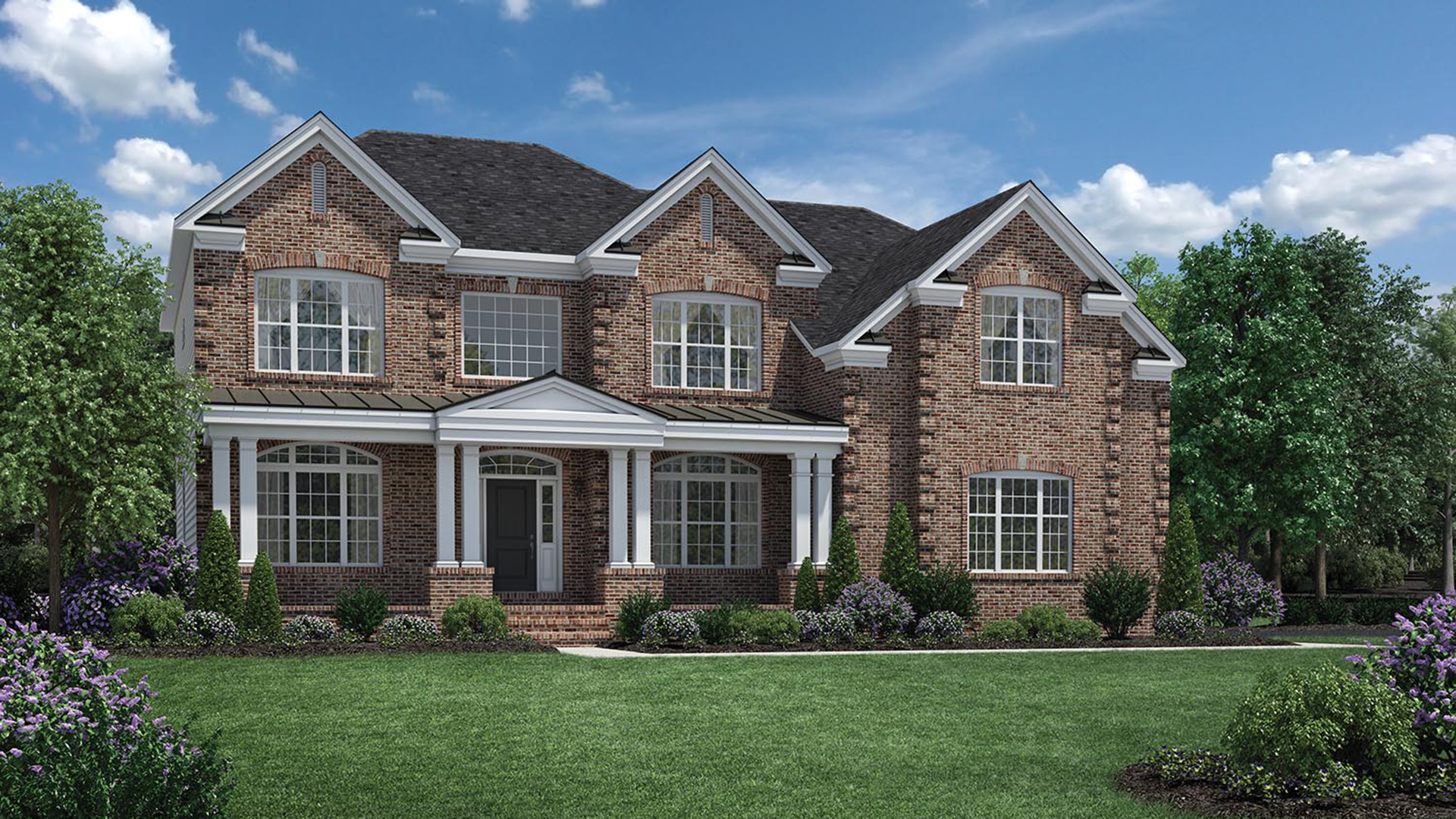 New Britain Walk Chalfont Pa Homes For Sale