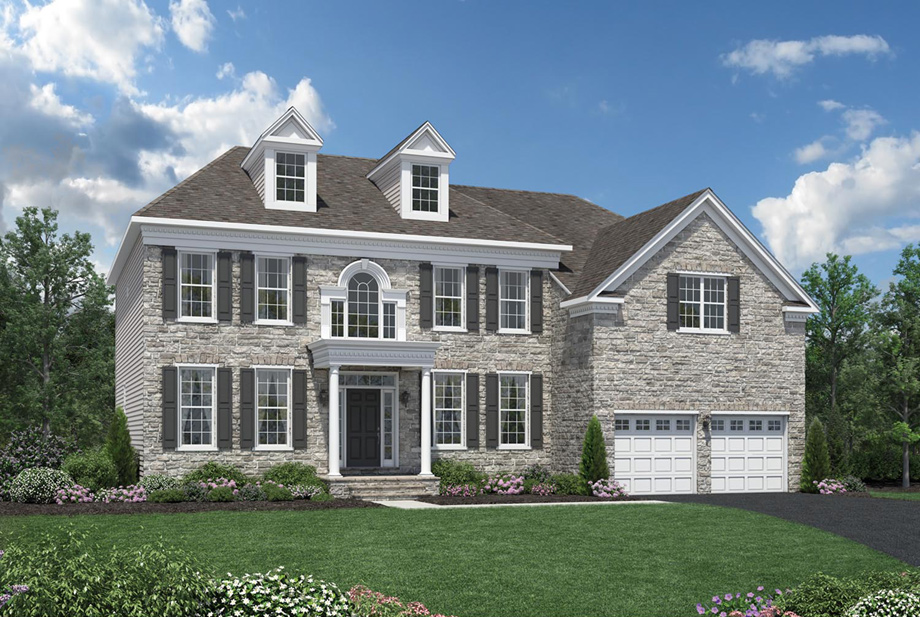 New luxury homes for sale in scarsdale ny preserve at for Model houses in new york