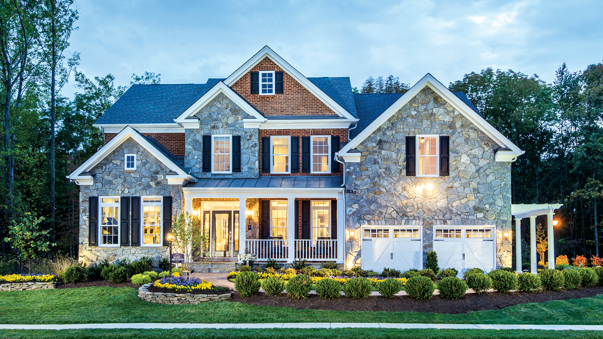 Dominion Valley Country Club Executives The Duke Home Design