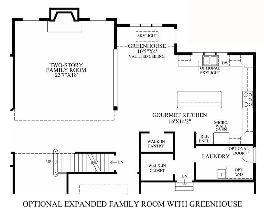 Duke Floor Plan