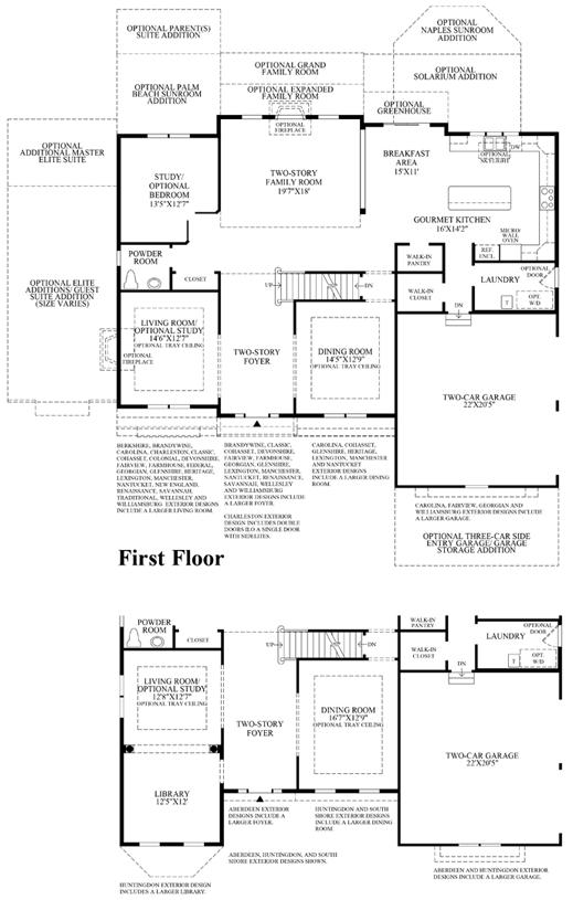 Duke Cohasset - 1st Floor