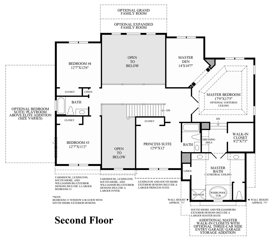 Toll brothers floor plans pennsylvania for House plans with virtual tours