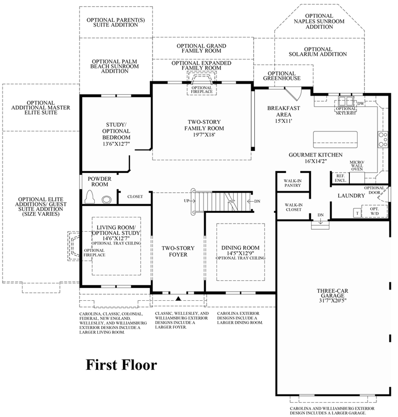 Duke - 1st Floor