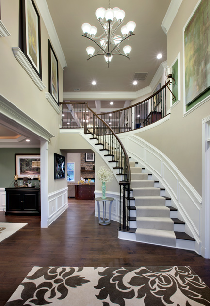 Duke At Alexandria Estates Luxury New Homes In Pittstown NJ