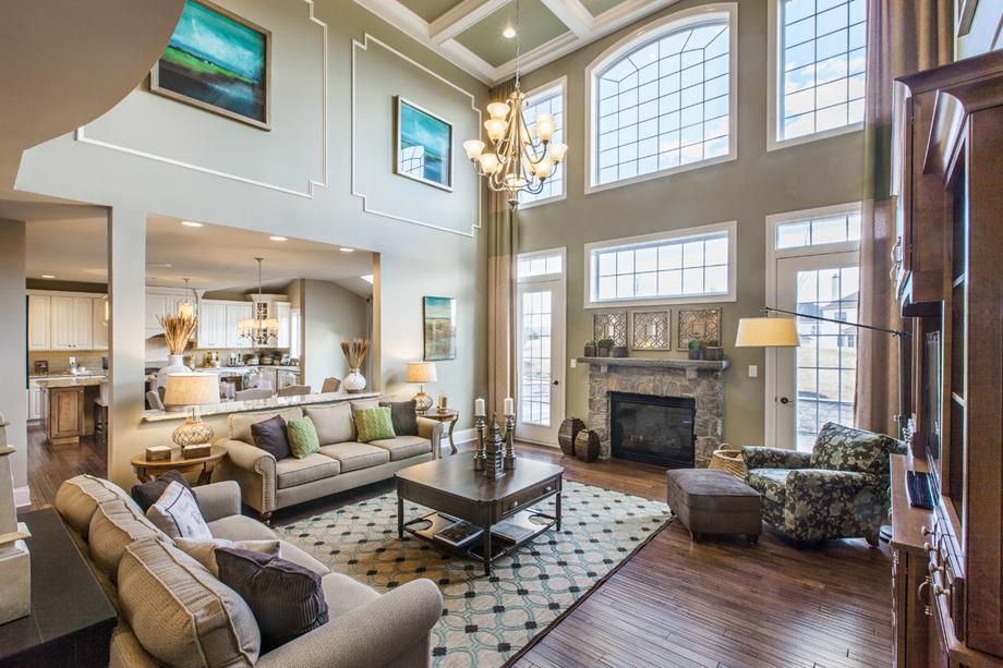 Greenville Overlook | The Duke Home Design