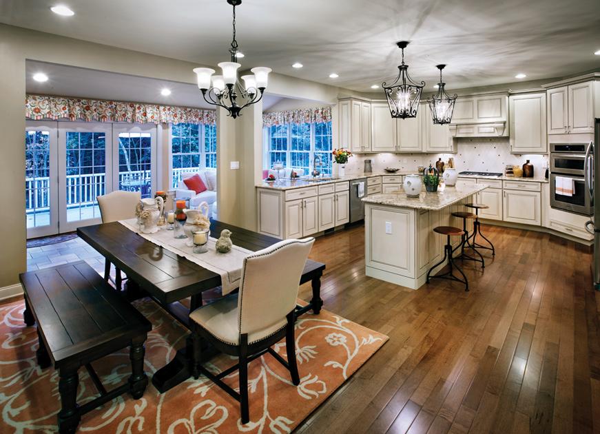 Alexandria Estates | The Hampton Home Design