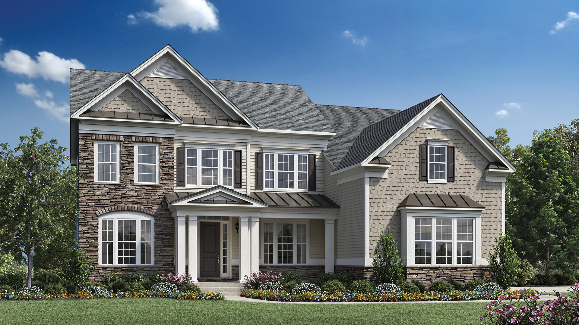 Weddington NC New Construction Homes | Toll Brothers at ... on