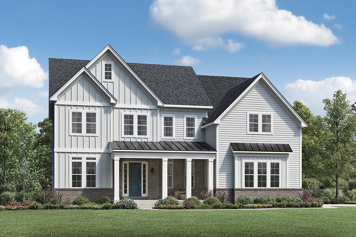 Duncan -  Modern Farmhouse