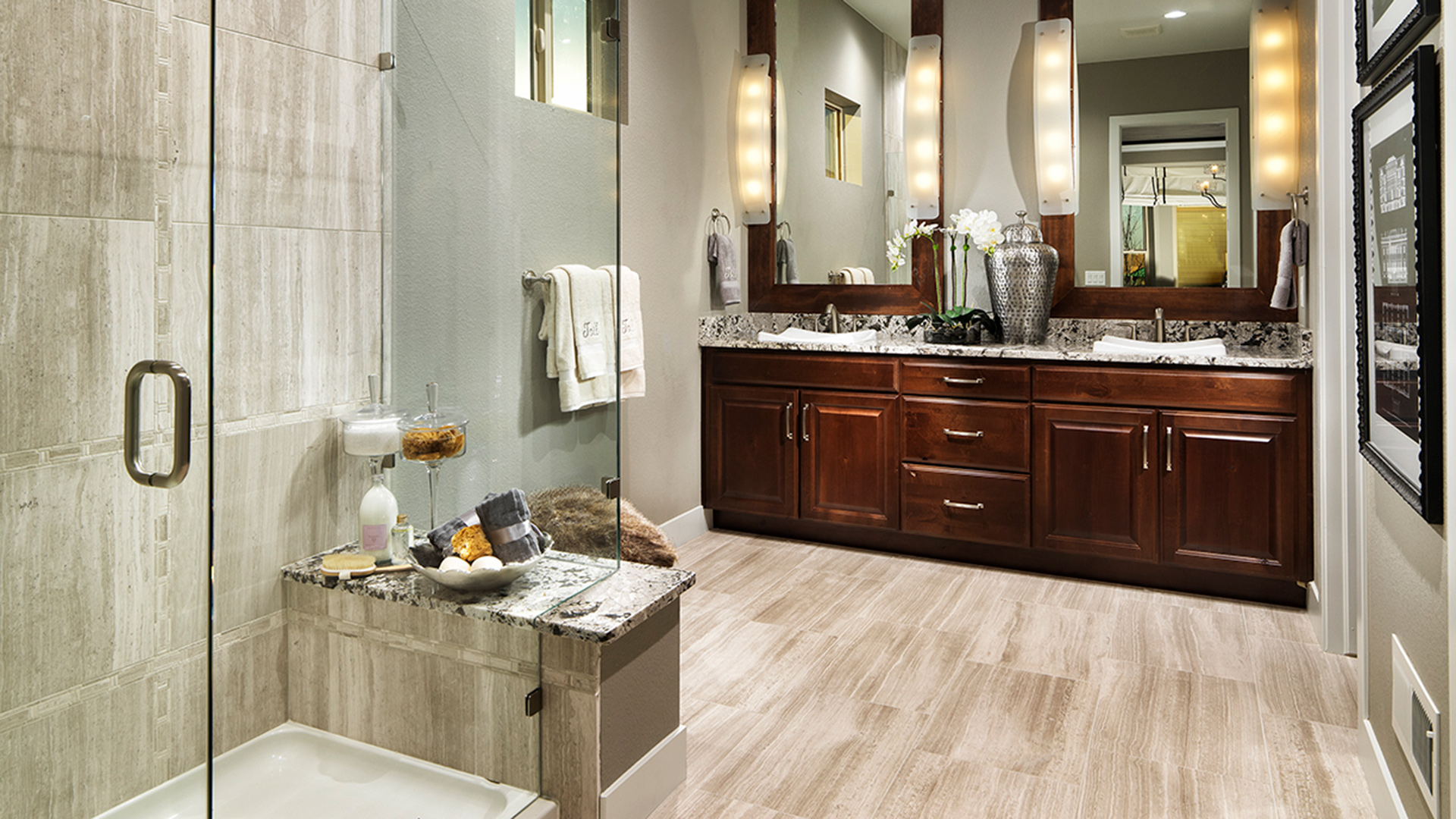 toll brothers at flatiron meadows the retreat the durango home rh tollbrothers com 1920s bathroom remodel bathroom 1920s