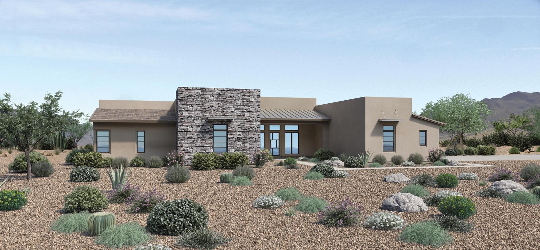 Eames -  Desert Contemporary