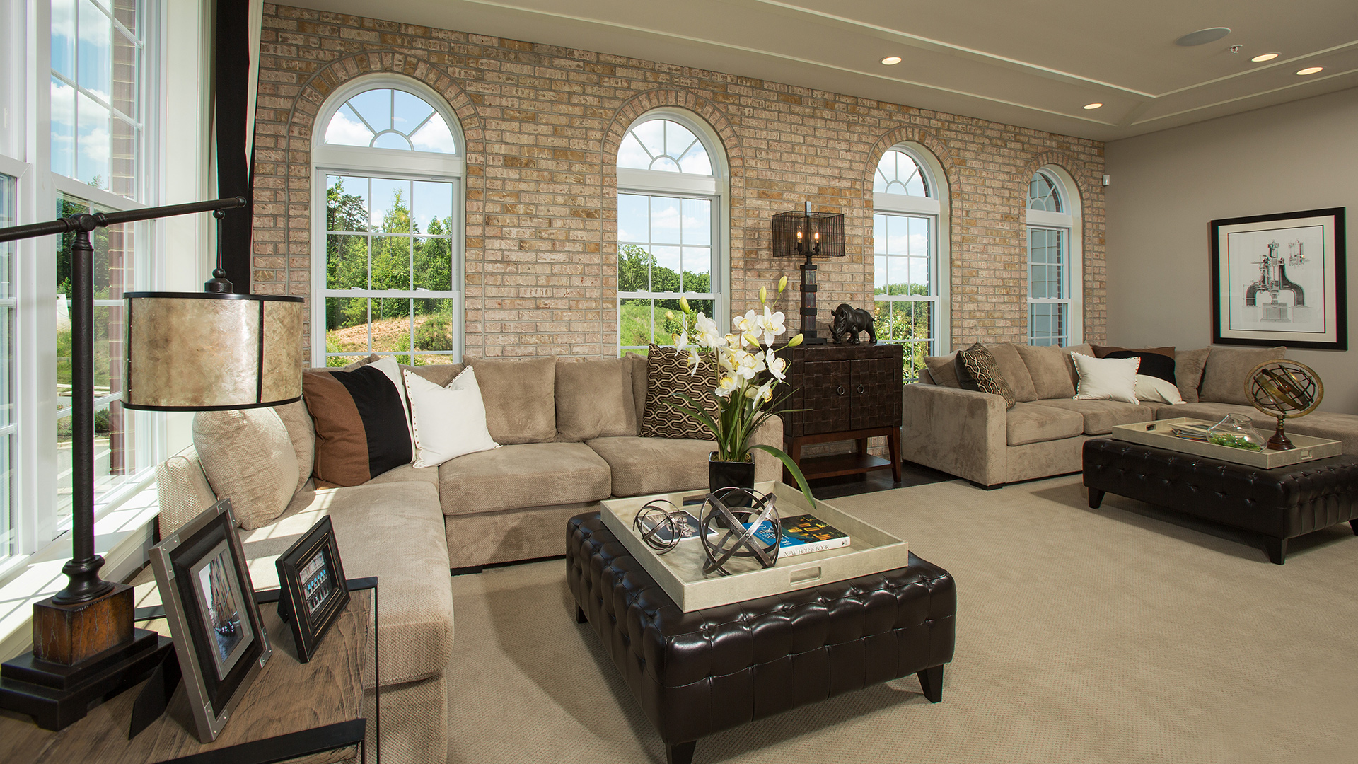 The Enclave at ArundelPreserve Townhomes