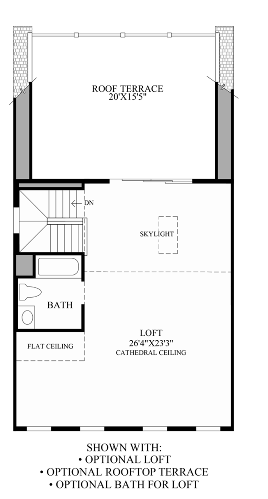 Optional Floor Floor Plan