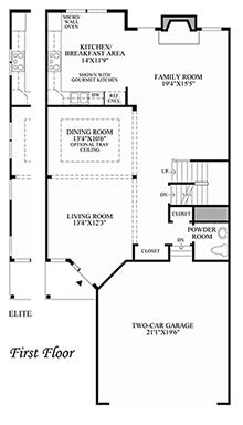 Eastport - 1st Floor