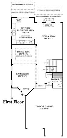Eastport Elite - 1st Floor