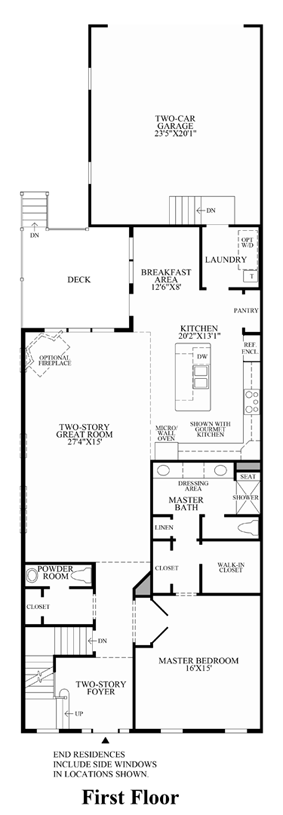 New luxury homes for sale in ashburn va loudoun valley for Eastwood homes floor plans